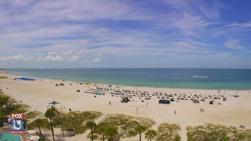 St. Pete Beach Webcam